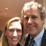 sue and Sen Sherrod Brown